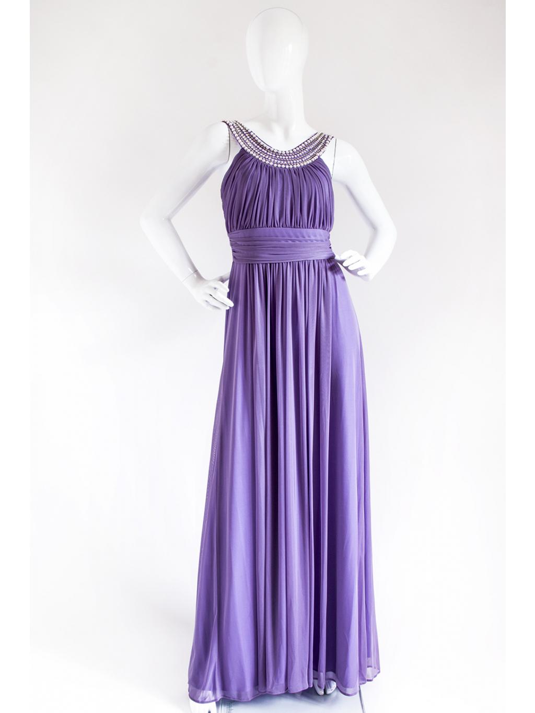 lila dress saty pro druzicky