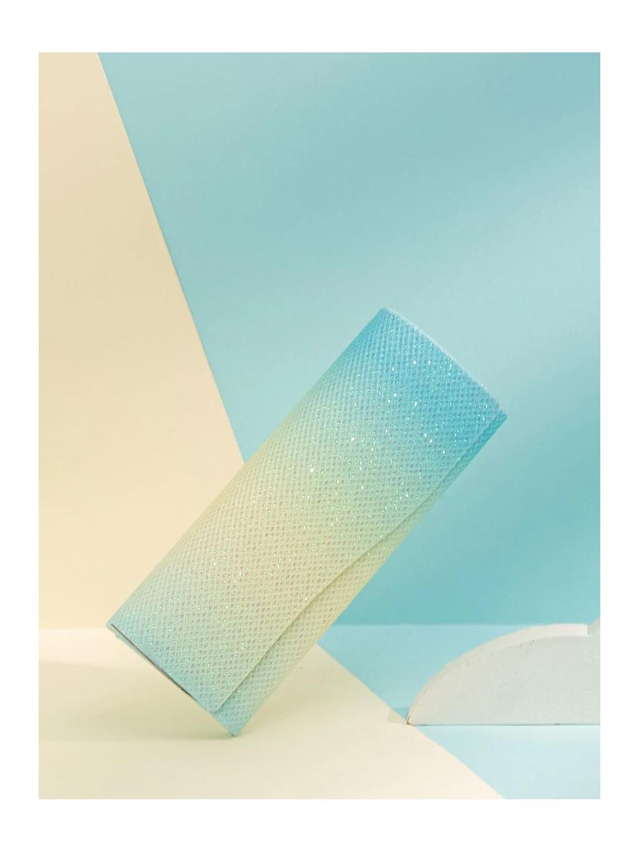 azurove modre sampan pouzdro na slunecni bryle