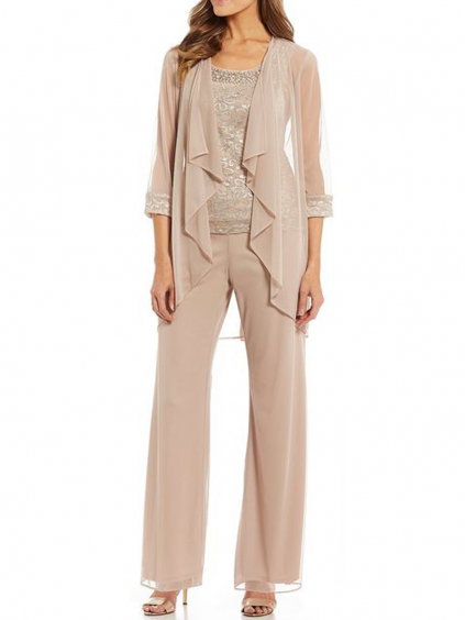 sampan kalhotovy kostymek pro plnostihle plus size kabatek