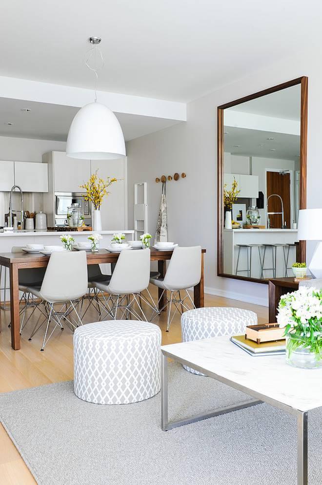 TIP: Ako dekorovať interiér so zrkadlami