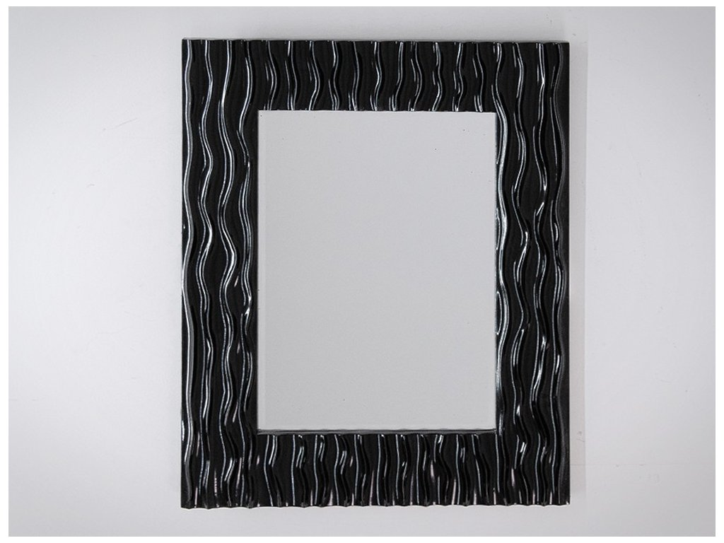Zrkadlo Vague B 78x98cm - Glamour Design 1