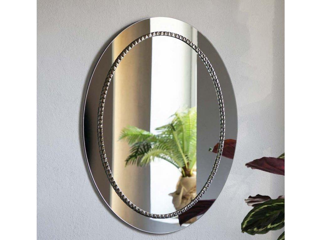Zrkadlo Bracelet owal - Glamour Design 1