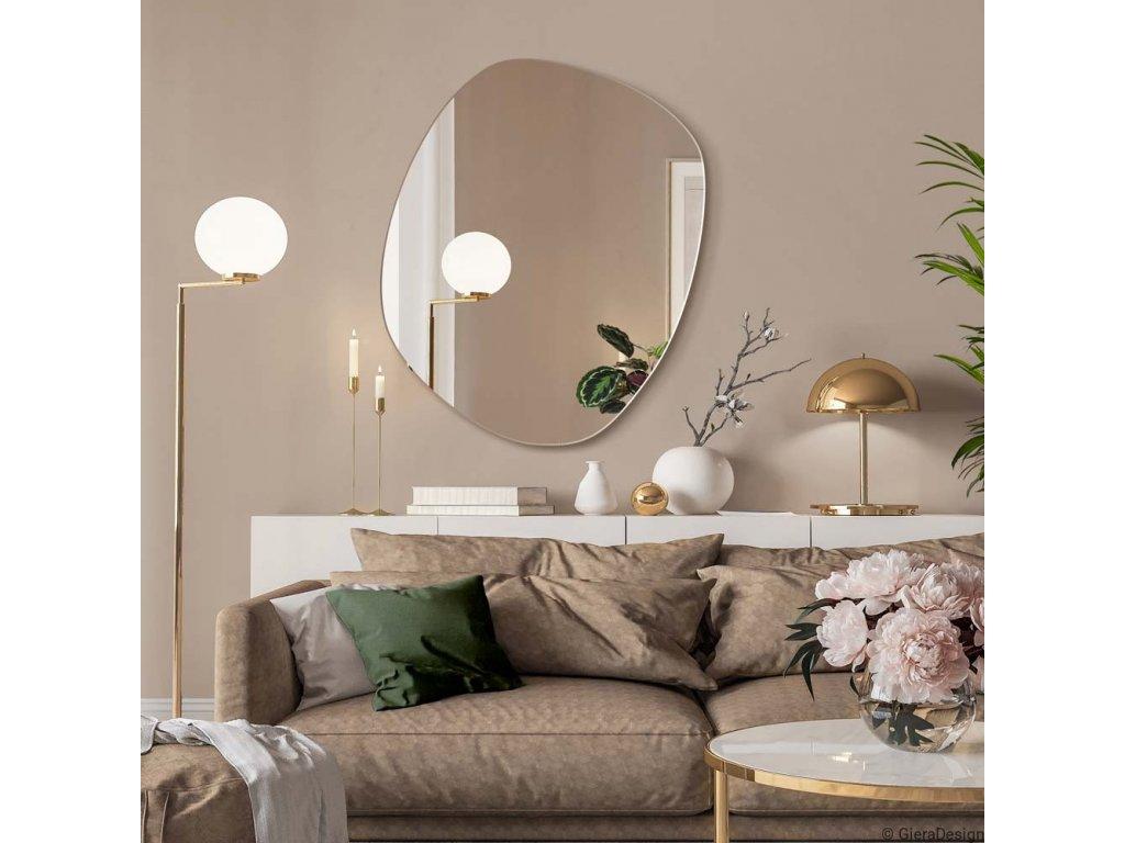 Zrkadlo Roco - Glamour Design 1