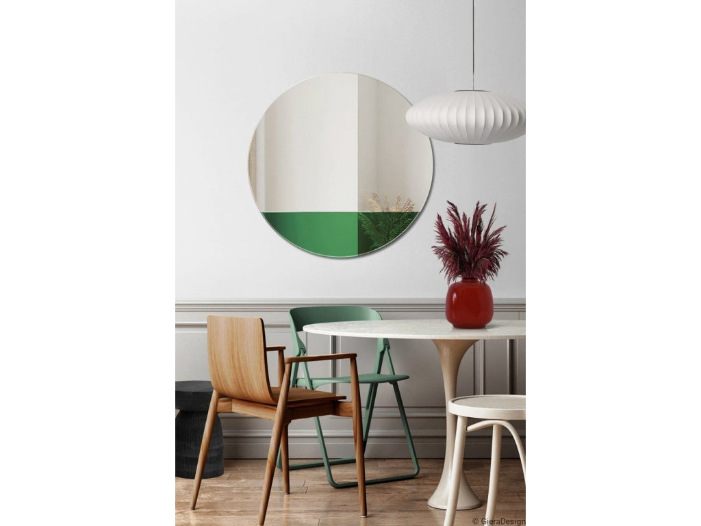Zrkadlo Sunset green - Glamour Design 1