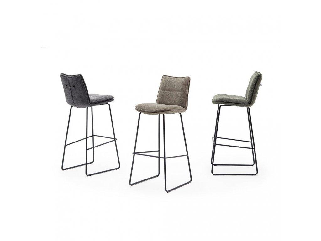 Barová stolička Hampton I - Glamour Design 1