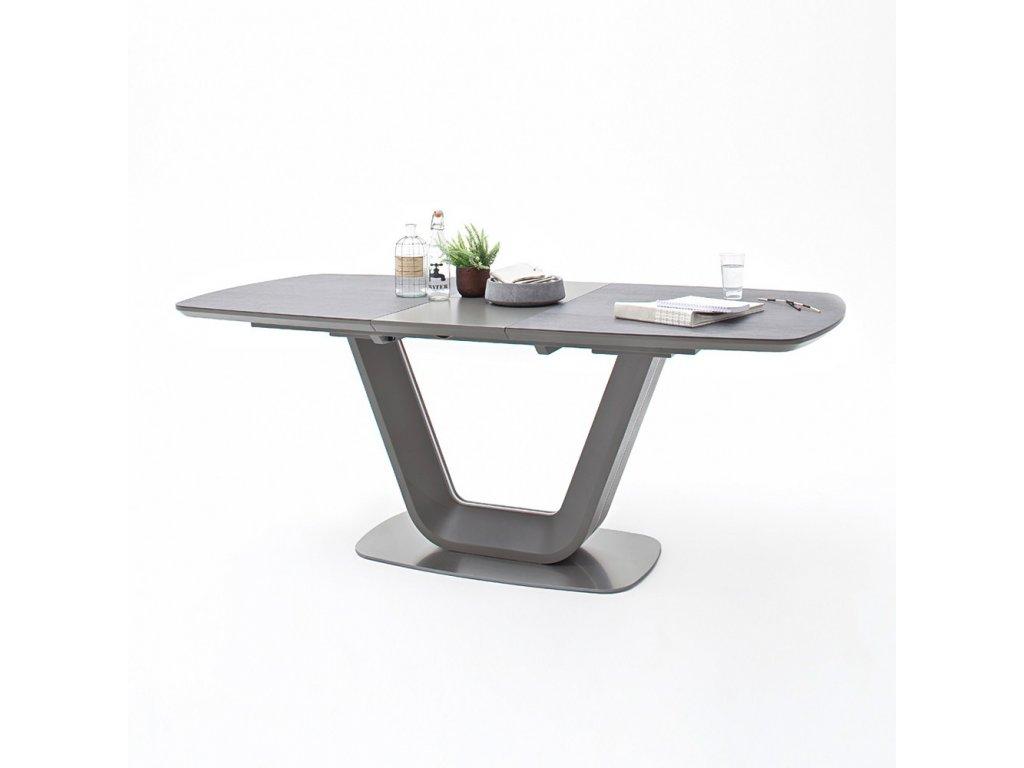 Jedálenský rozkladací stôl Jaruk - Glamour Design 1