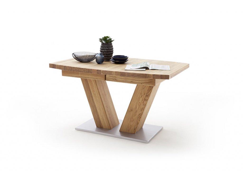 Jedálenský rozkladací stôl Managua B dub divoký - Glamour Design 1