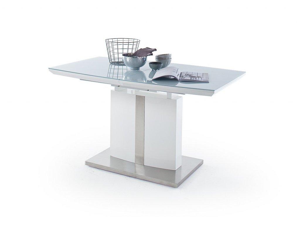 Jedálenský rozkladací stôl Najuma - Glamour Design 1
