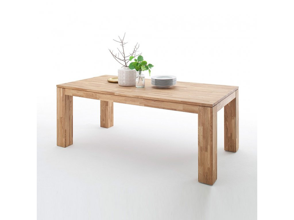 Jedálenský rozkladací stôl Nantes - Glamour Design 1