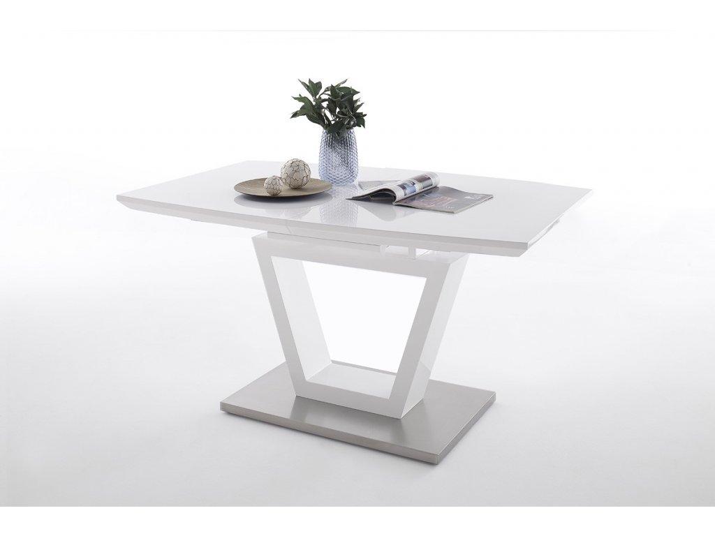 Jedálenský rozkladací stôl Nicolo - Glamour Design 1
