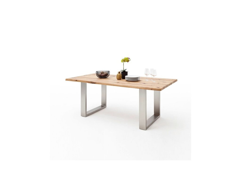 Jedálenský stôl Matras dub divoký