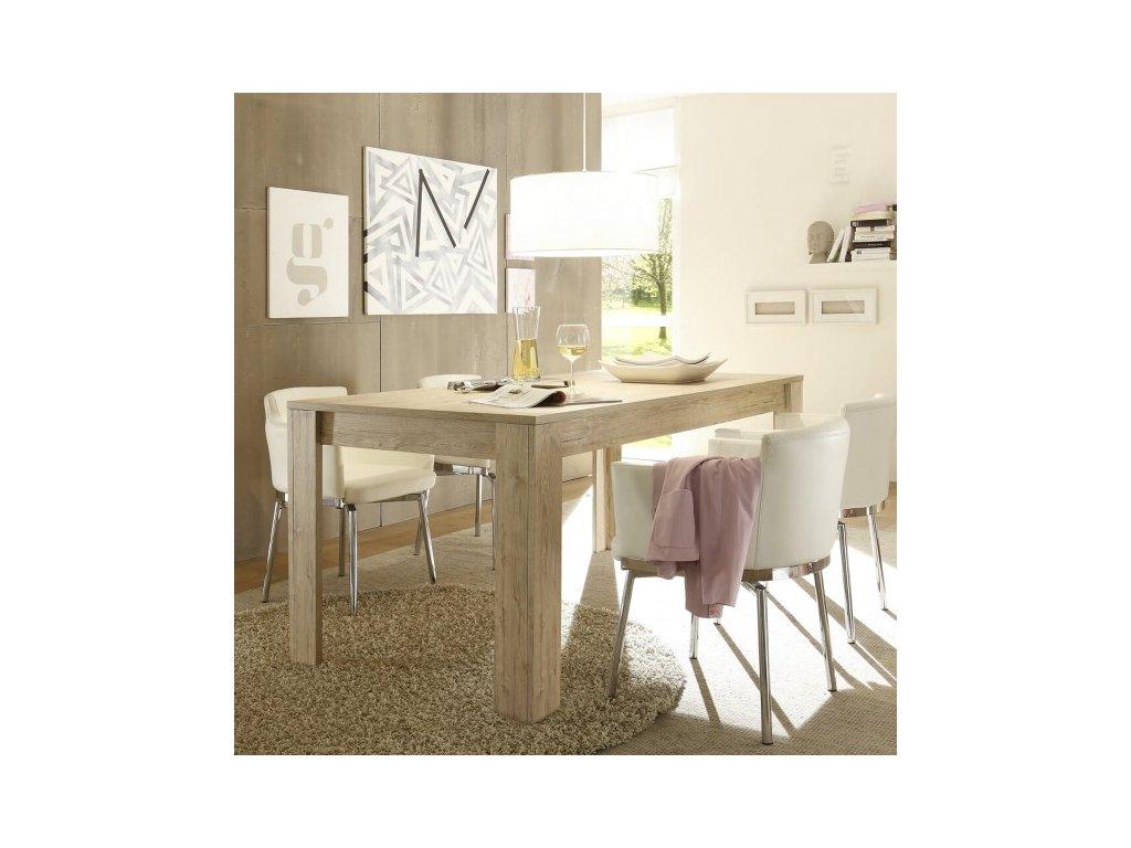 Jedálenský stôl PALMA - podnož dub