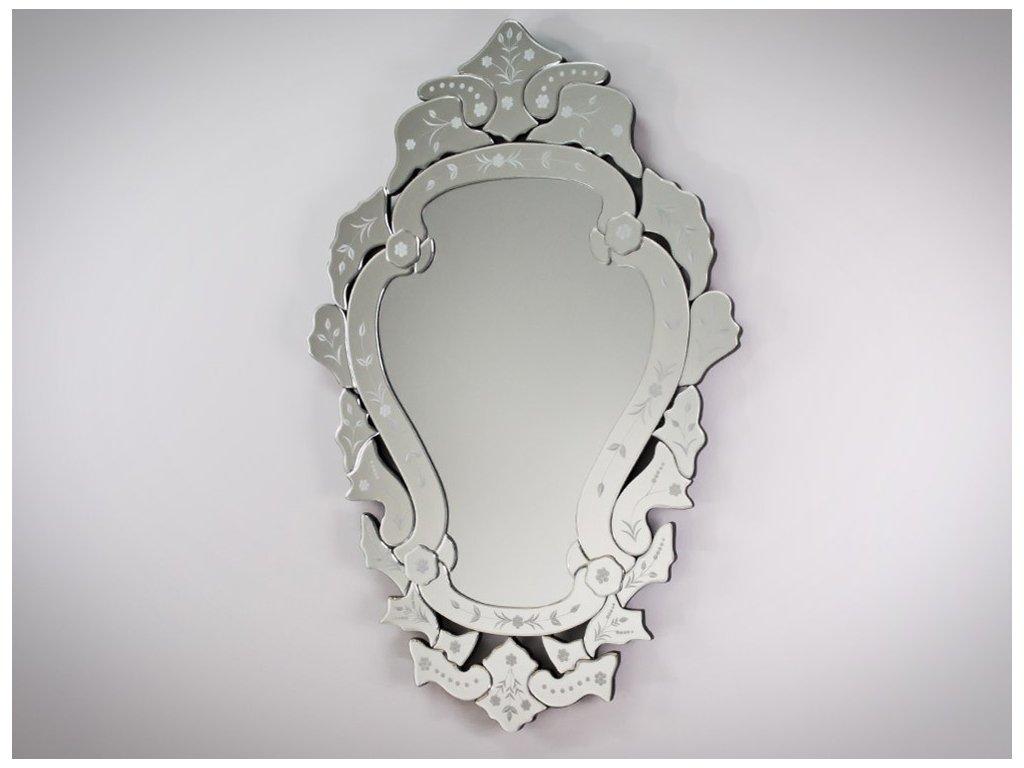 Dizajnové zrkadlo Calve - Glamour Design 3