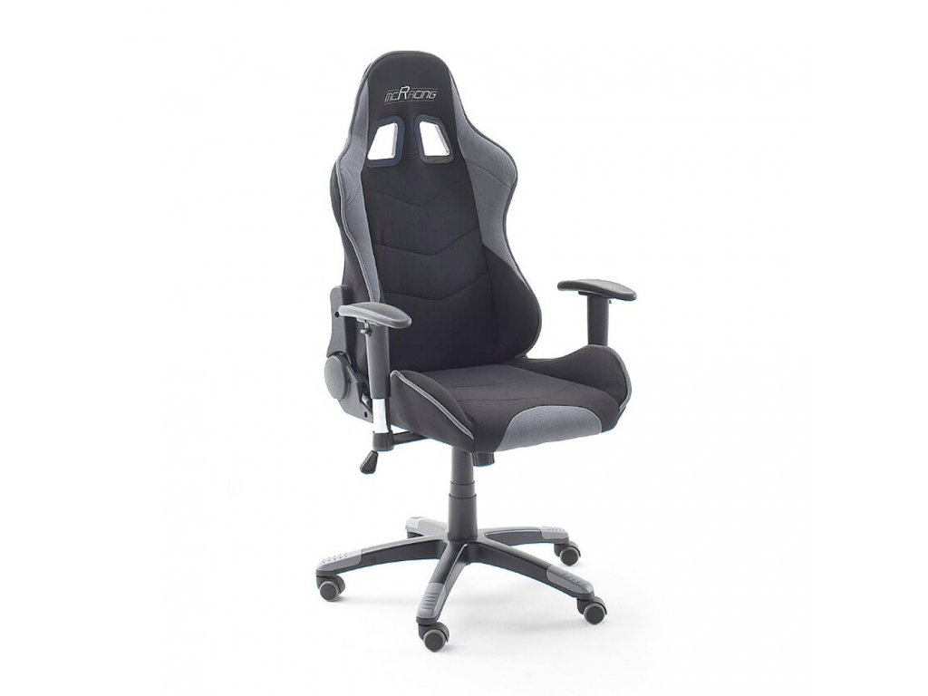 Kancelárska stolička mcRACING 2 - Glamour Design 1