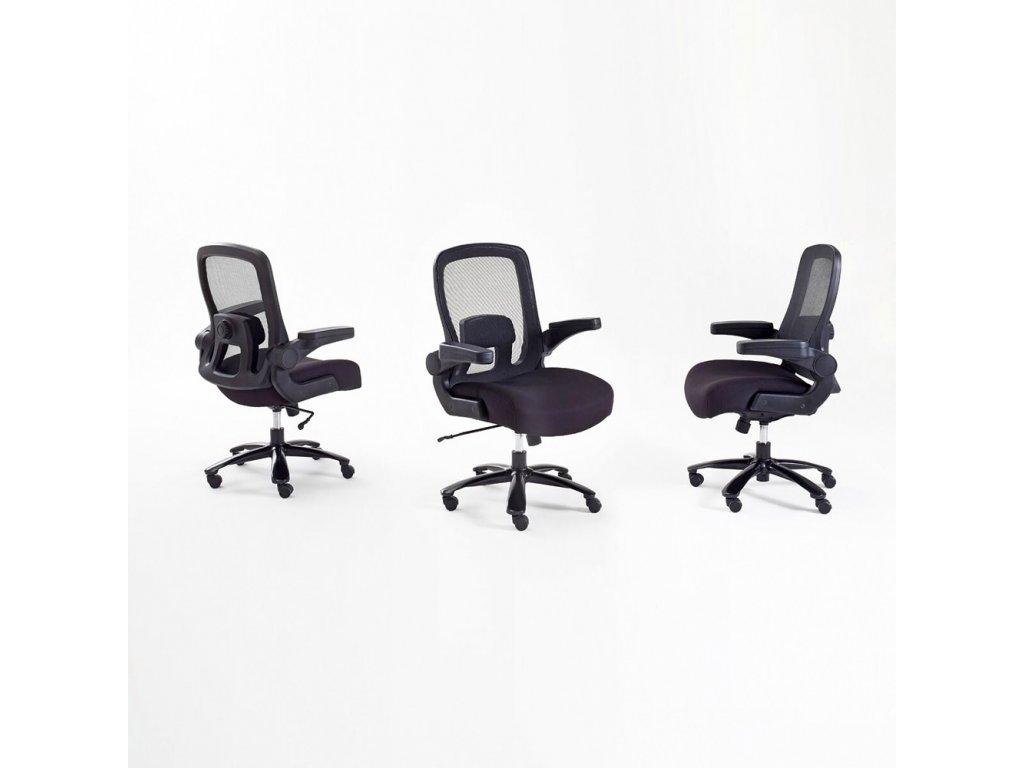 Kancelárska stolička REAL COMFORT 6 - Glamour Design 1