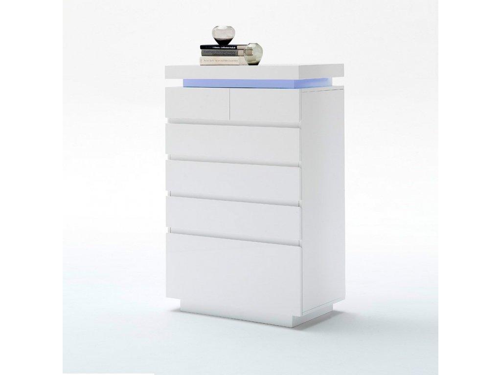 Komoda OCEAN V - Glamour Design 1