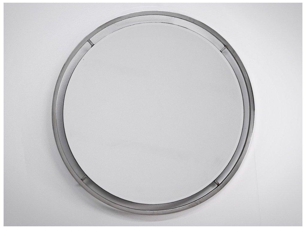 Dizajnové zrkadlo Juene silver - Glamour Design 1