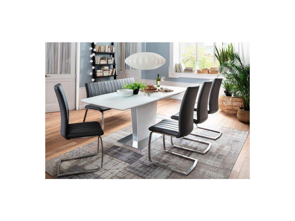 Jedálenksý rozkladací stôl Hanjo - Glamour Design 1