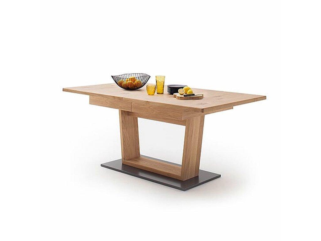 Jedálenský rozkladací stôl PORTLAND - Glamour Design 1
