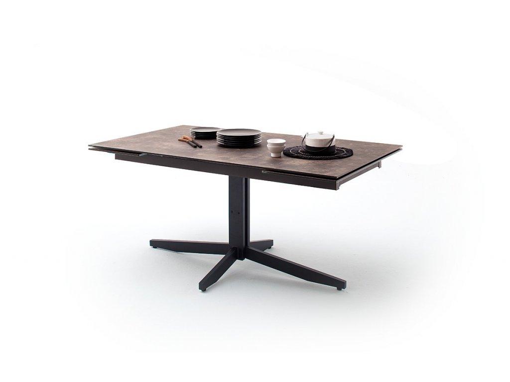 Jedálenský rozkladací stôl Rimini II - Glamour Design 1
