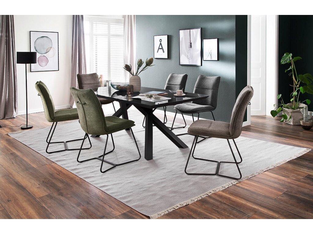 Jedálenský stôl Everett - Glamour Design 1