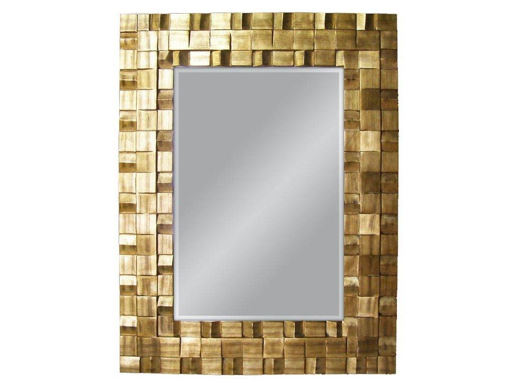 Zrkadlo La Garde Champagne 99x129 cm - Glamour Design 1
