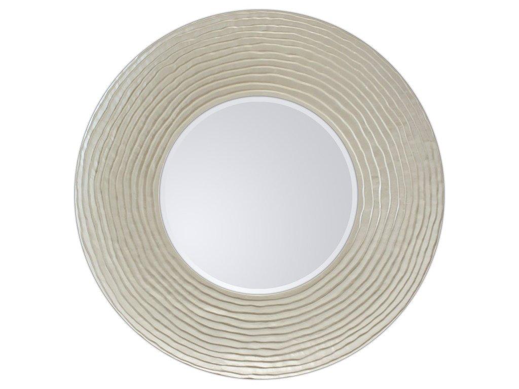 Zrkadlo Maurina Pearl 108x108 cm - Glamour Design 1
