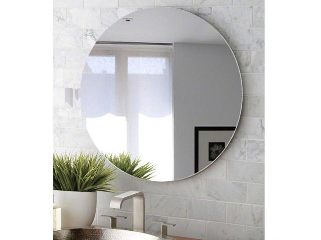 Zrkadlo Merlin 2 Opti white 100cm - Glamour Design 1