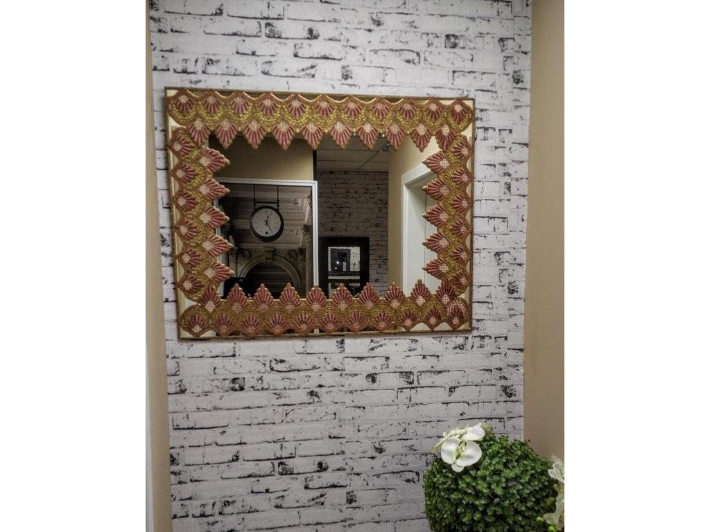 Zrkadlo Sára - unikát - Glamour Design 1