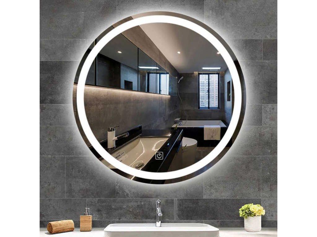 Dizajnové zrkadlo Adre - Glamour Design 1