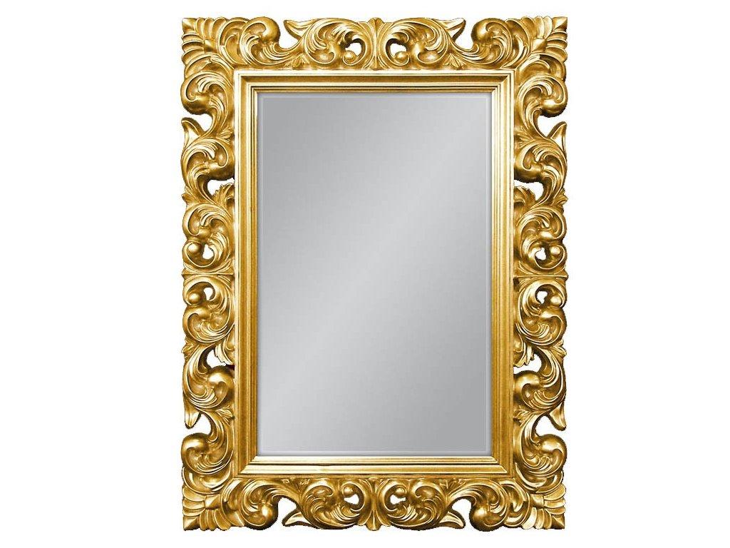 Zrkadlo Dessin G 91x121 cm - Glamour Design 1