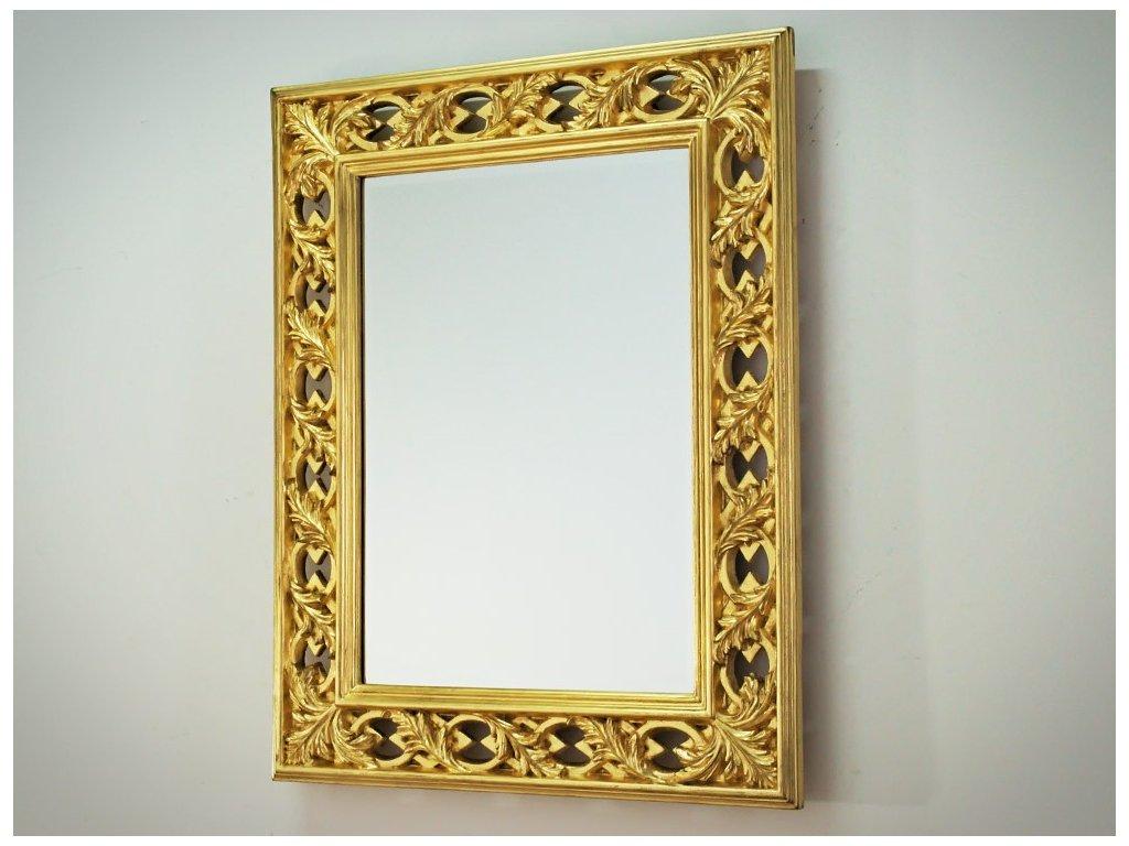 Zrkadlo Holter G 75x95 cm - Glamour Design 1