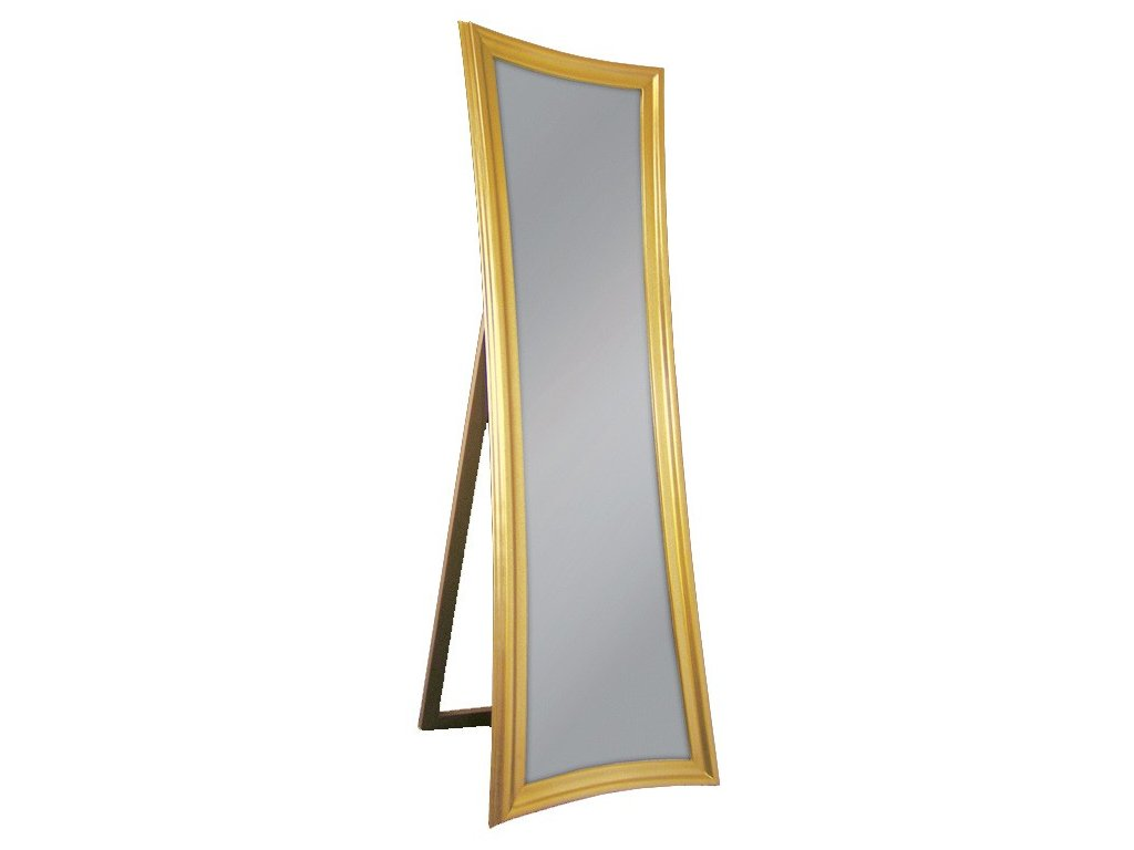 Zrkadlo Valet G 54x170 cm - Glamour Design 1