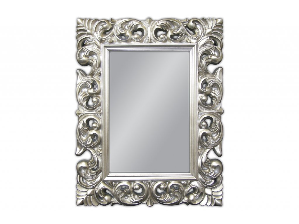 Zrkadlo Verona S 70x90 cm - Glamour Design 2
