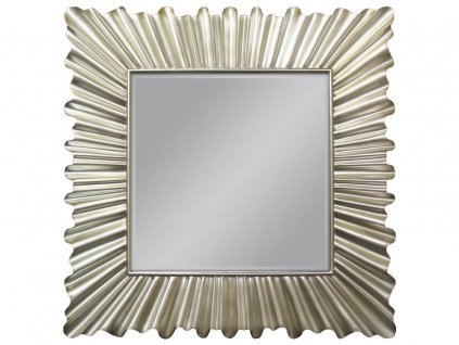 Zrkadlo Rai S 98 x 98 cm - Glamour Design 2