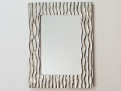 Zrkadlo Vague S 78x98cm - Glamour Design 1