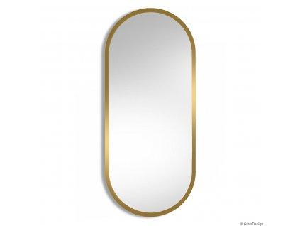 Zrkadlo Ambient gold - Glamour Design 1