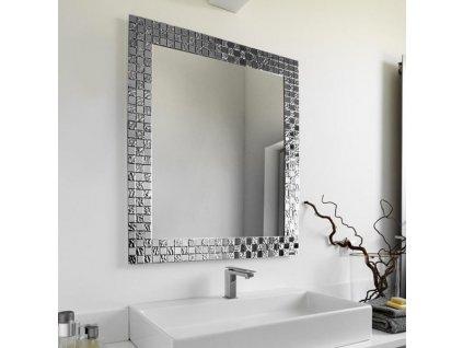 Zrkadlo Aurea SQ Silver