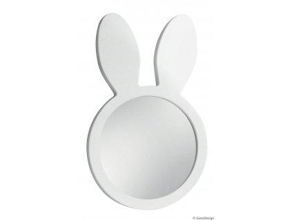 Zrkadlo Bunny - Glamour Design 5