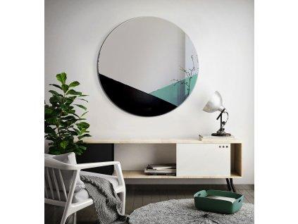 Zrkadlo Moon - Glamour Design 1