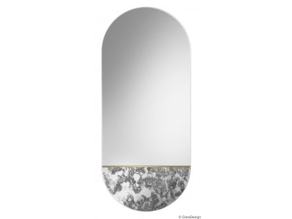 Zrkadlo Novi Corrosi - Glamour Design 1
