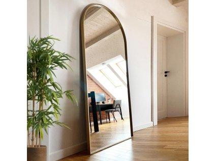 Zrkadlo Portal Vintage Gold stojace - Glamour Design 1