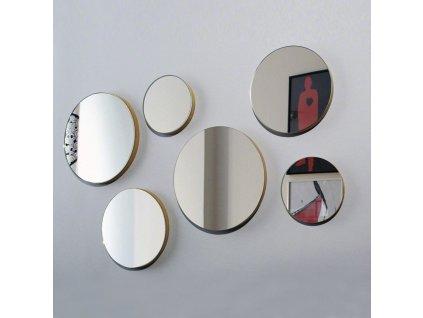 Zrkadlo Trio - Glamour Design 1