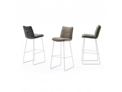 Barová stolička Hampton II - Glamour Design 1