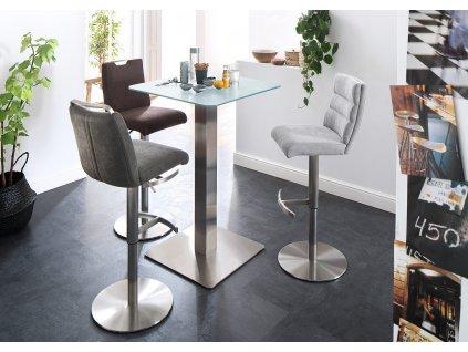 Barový stolík Zarina II - Glamour Design 1