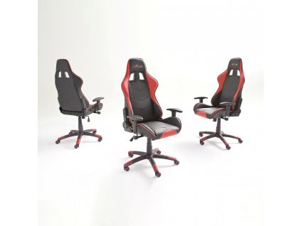 Kancelárska stolička mcRACING 5 - Glamour Design 1
