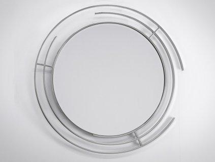 Dizajnové zrkadlo Drury silver - Glamour Design 1