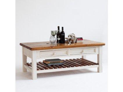 Konferenčný stolík BODDE - Glamour Design 1