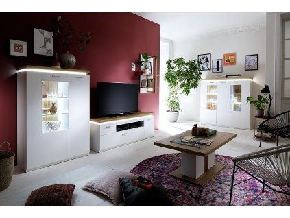 Konferenčný stolík CALI - Glamour Design 1
