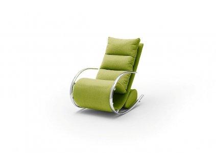 Kreslo York zelené - Glamour Design 1